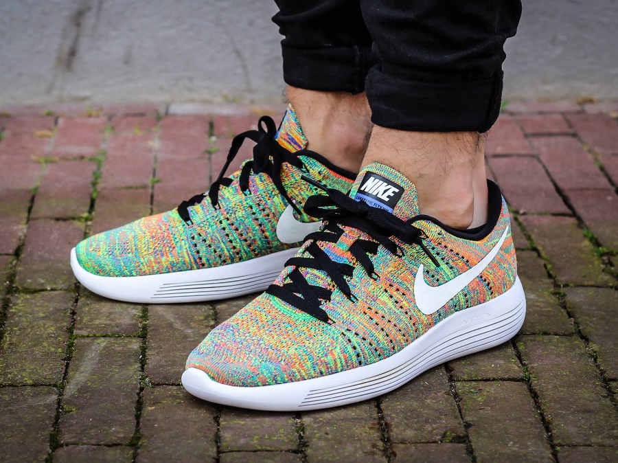 acheter basket Nike Lunarepic Low Flyknit Multicolor Unlimited