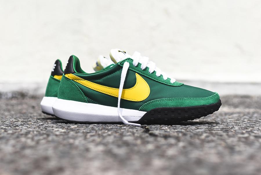 acheter basket Nike Roshe Waffle Racer NM Pine Green Yellow (1)