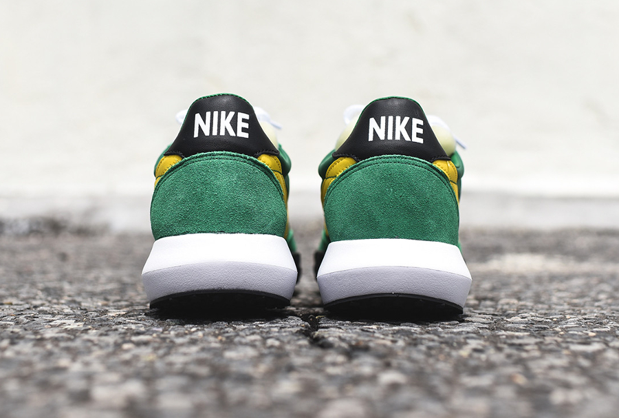 acheter basket Nike Roshe Waffle Racer NM Pine Green Yellow (2)