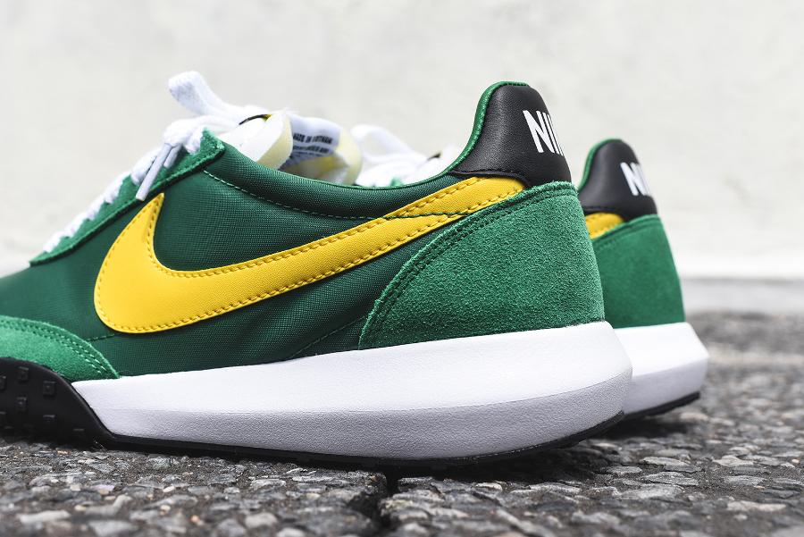acheter basket Nike Roshe Waffle Racer NM Pine Green Yellow (3)