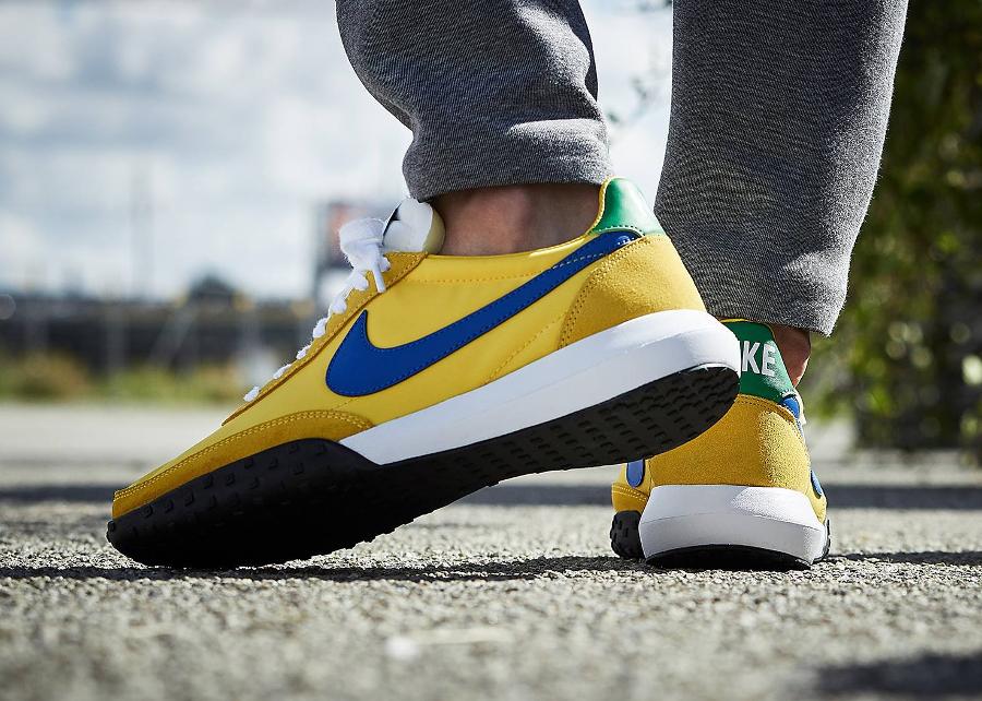 acheter basket Nike Roshe Waffle Racer NM Tour Yellow (jaune) (2)