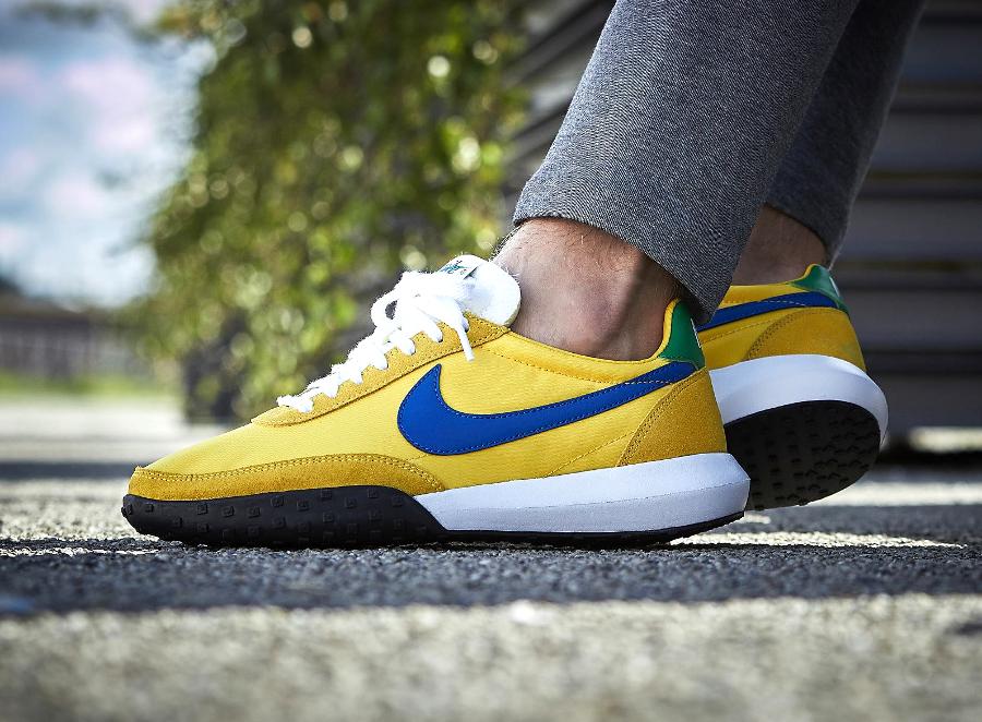 acheter basket Nike Roshe Waffle Racer NM Tour Yellow (jaune) (3)