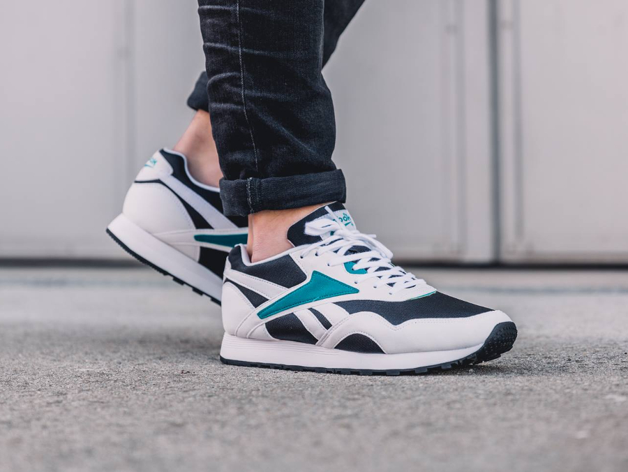db037256855 acheter basket Reebok Rapid OG Teal Gem 2016 (1)