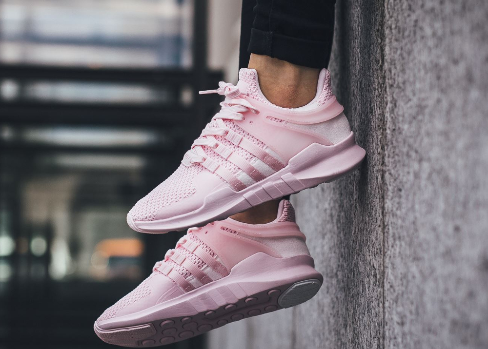 new product 5682e 5f024 ... best acheter chaussure adidas equipment support adv 91 16 w clear pink  rose 26edd a6586
