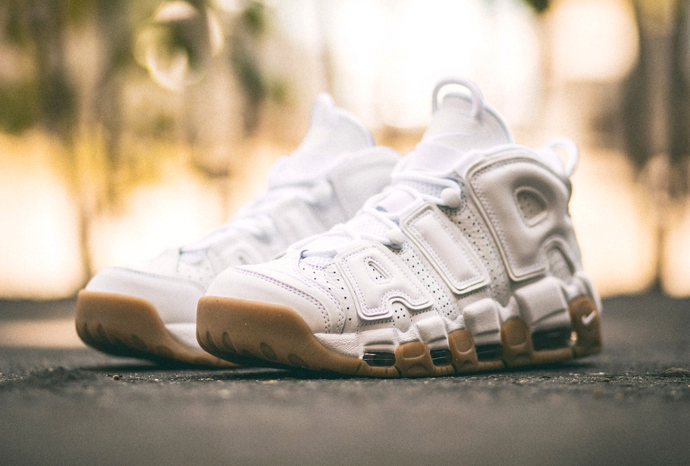 acheter chaussure Nike Air More Uptempo 'White Gum' Scottie Pippen (4)