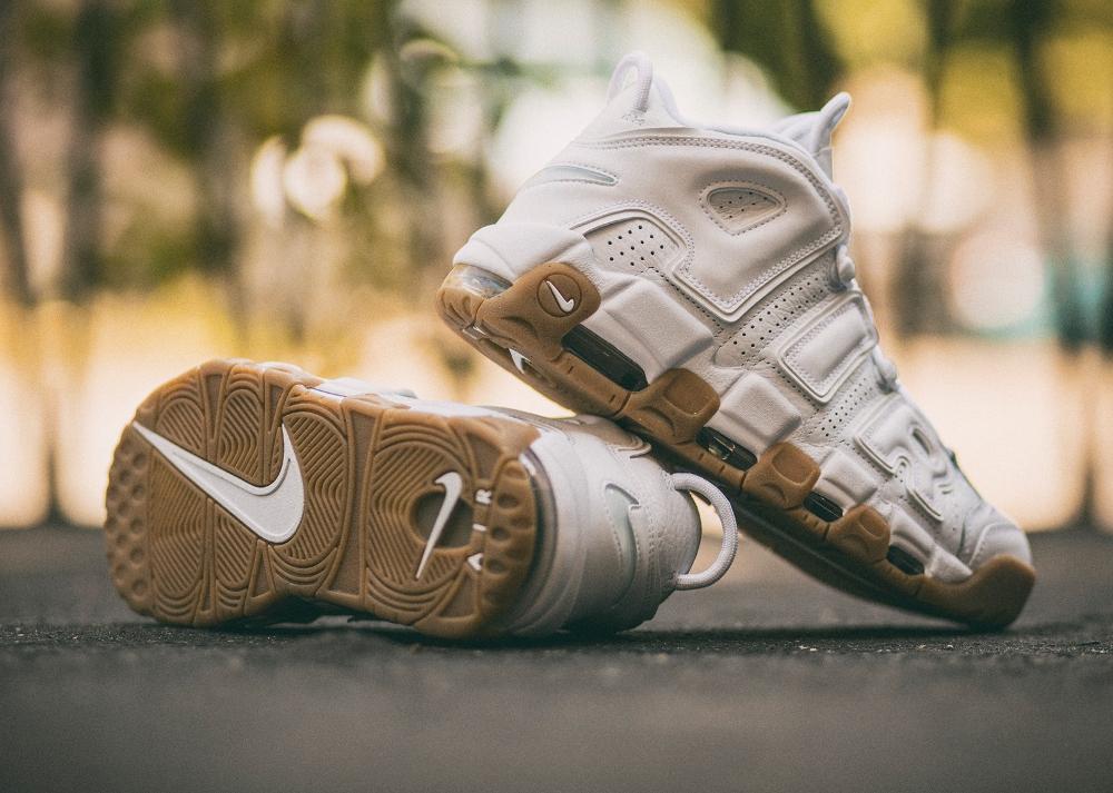 acheter chaussure Nike Air More Uptempo 'White Gum' Scottie Pippen (5)