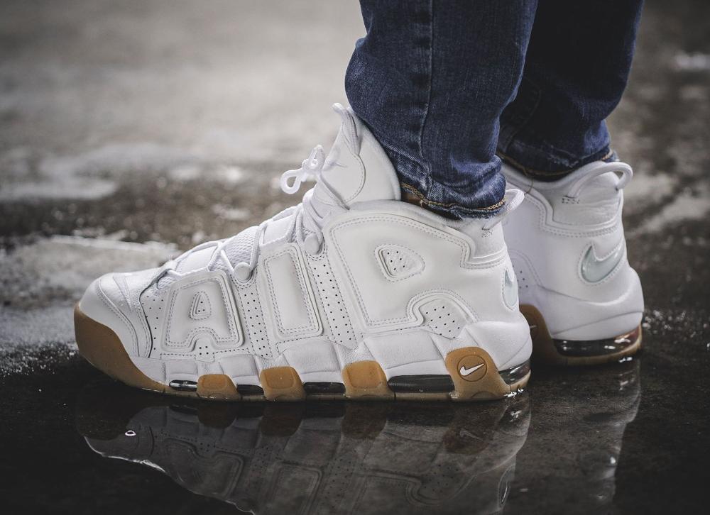 acheter chaussure Nike Air More Uptempo 'White Gum' Scottie Pippen (7)