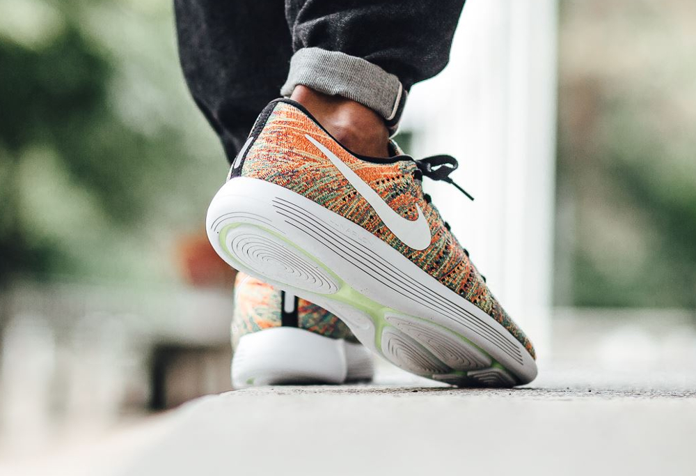 new arrivals 49343 6fe32 acheter chaussure Nike Lunarepic Low Flyknit  Multicolor  (homme ...