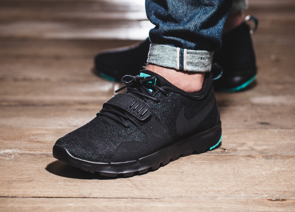 acheter chaussure Nike SB Trainerendor Rip Reveal Black Clear Jade (1)