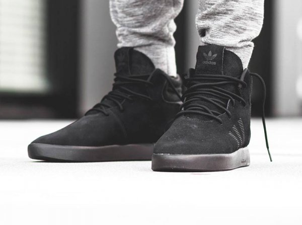 Adidas Tubular Invader 'Core Black'