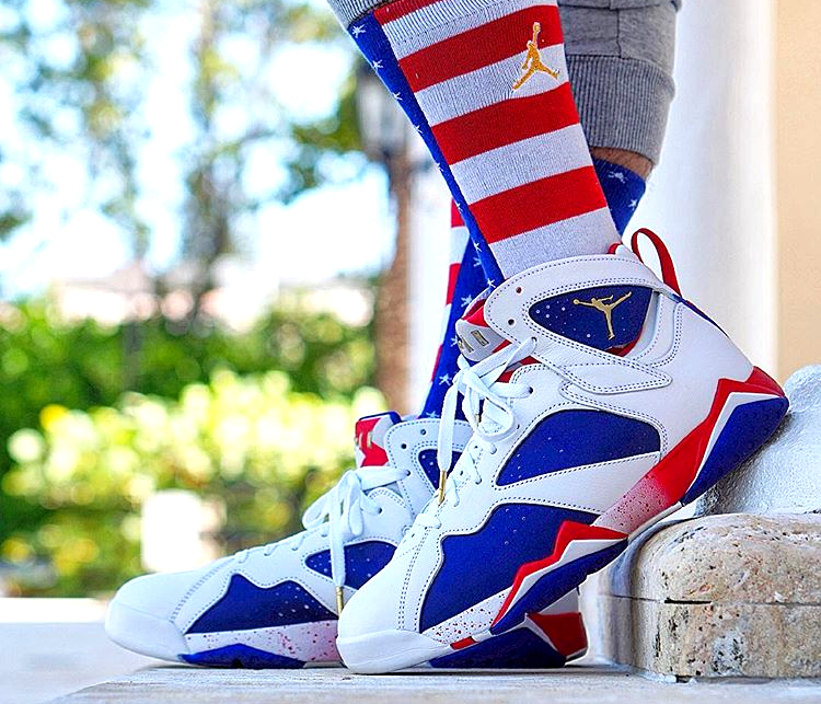 avis basket Air Jordan 7 Retro Olympic Tinker Alternate (1)