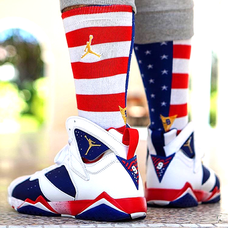 avis basket Air Jordan 7 Retro Olympic Tinker Alternate (3)