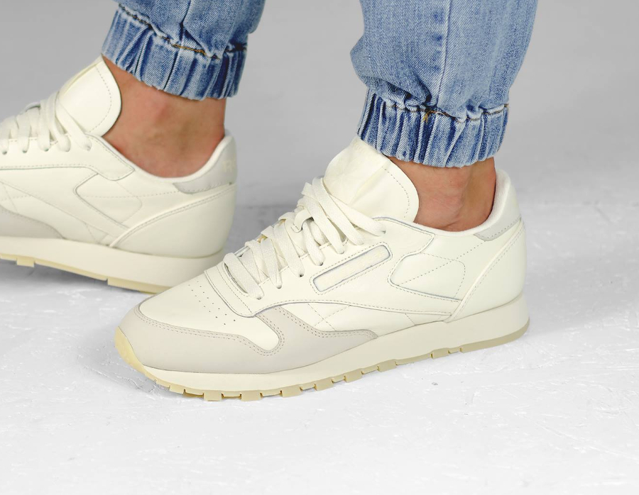 avis basket Reebok Classic Leather Butter Soft