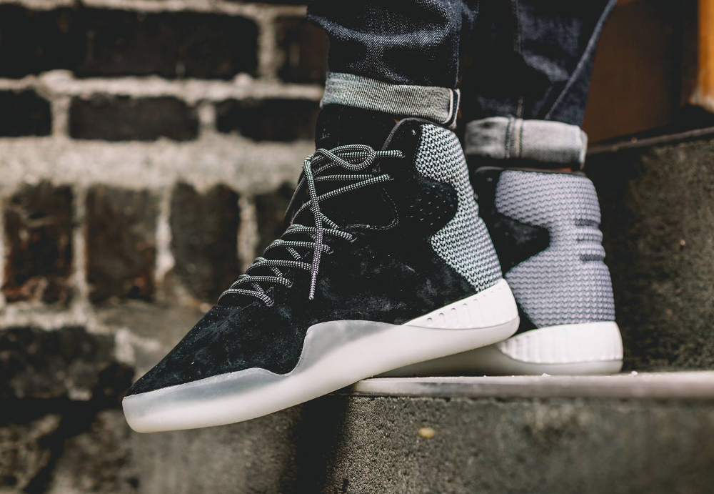 Adidas Tubular Instinct 'Black/White'