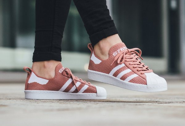 Adidas Superstar 80's PK W 'Raw Pink'