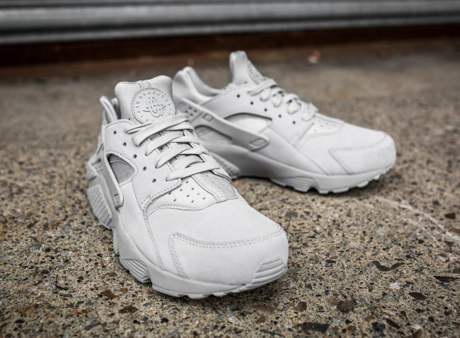 Nike Air Huarache Premium 'Neutral Grey'