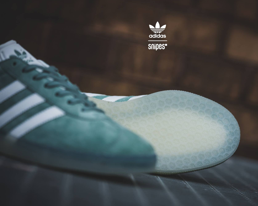 Adidas Gazelle Suede 'Ice Mint'