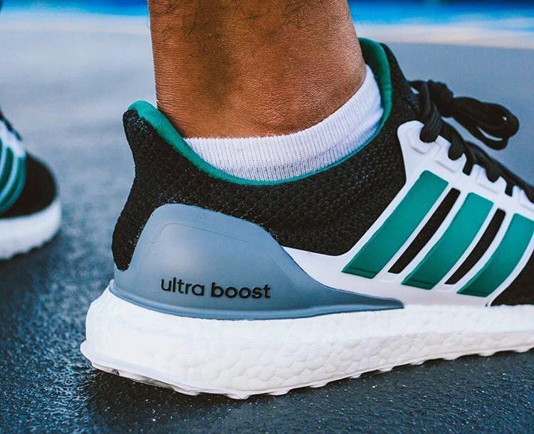 Adidas Ultra Boost EQT OG - @kickposters (modèle customisée)