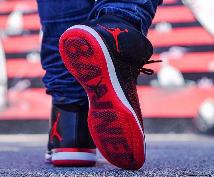 Air Jordan XXXI Banned - @pr_sneaks23 (1)