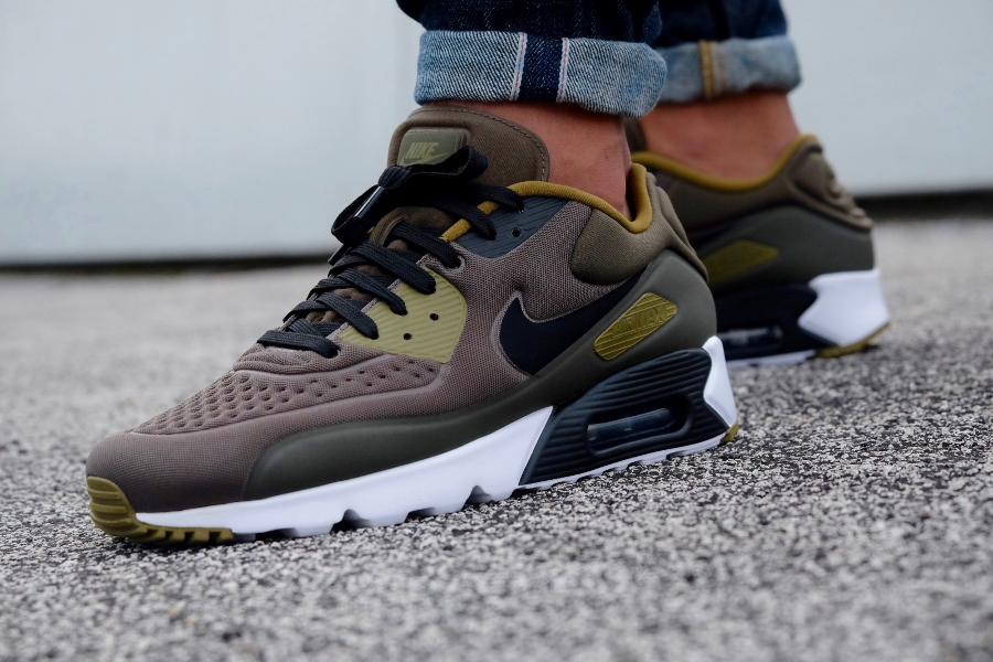 Avis Basket Nike Air Max 90 Ultra Special Edition Olive Flak Khaki