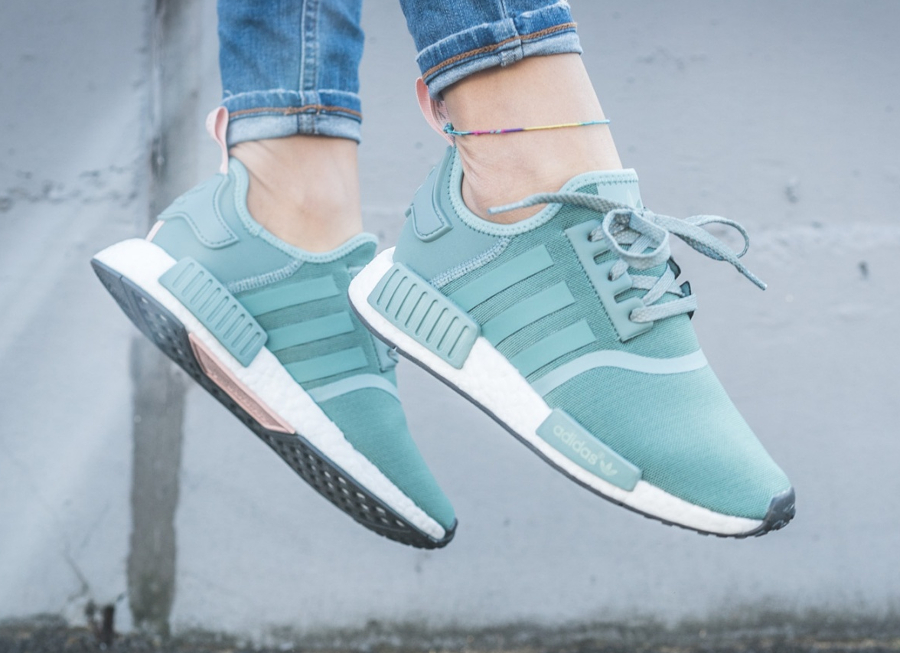 Adidas Wmns NMD_R1 'Vapour Steel'