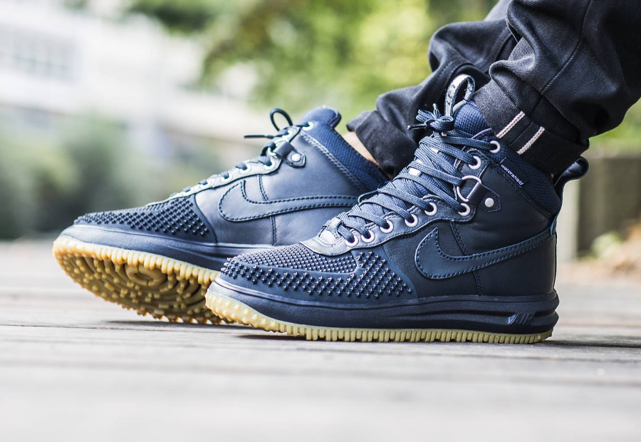 La collection Nike Lunar Force 1 Duckboot (automne 2016)