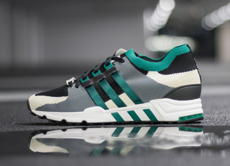 Adidas Equipment Running Support 93 PK 'Sub Green'