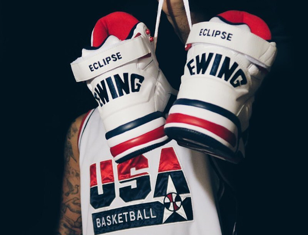 Chaussure Ewing Eclipse Olympic USA (2)