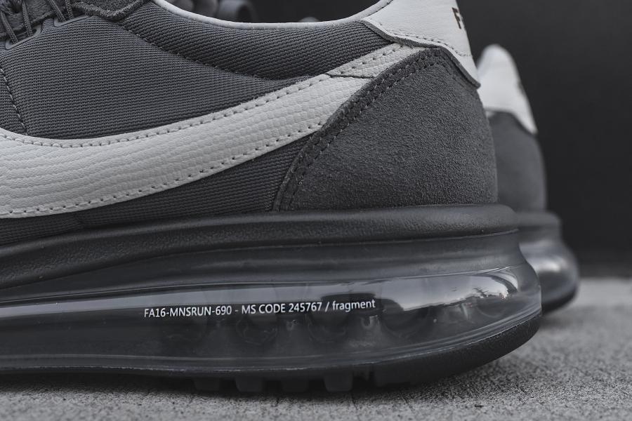 Hiroshi Fujiwara x Nike Air Max LD Zero 'Grey'