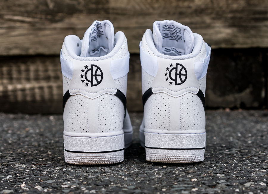 Chaussure Nike Air Force 1 High 07 Perf White (3)