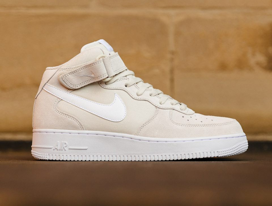 air force 1 low premium blanc cassé
