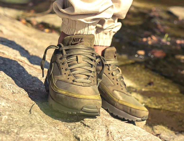 Chaussure Nike Air Max BW Premium Dark Loden (1)