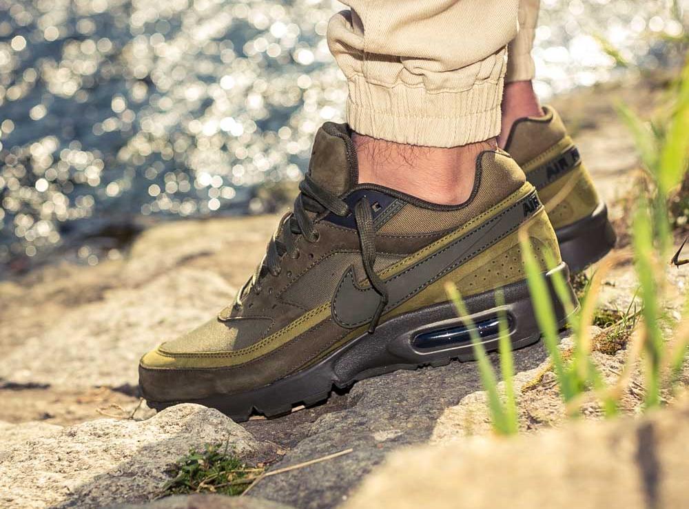 Chaussure Nike Air Max BW Premium Dark Loden (3)