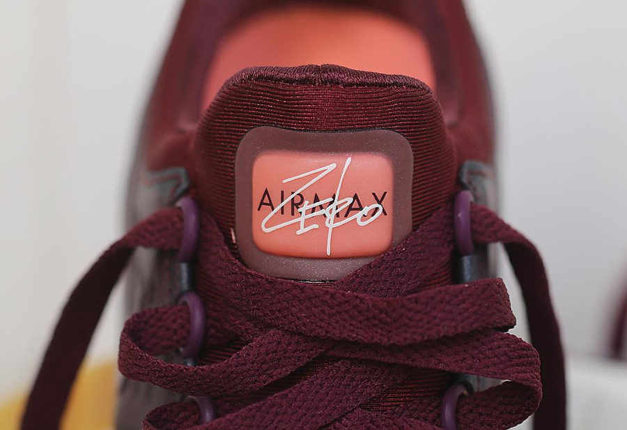 Chaussure Nike Air Max Zero Night Maroon (3)