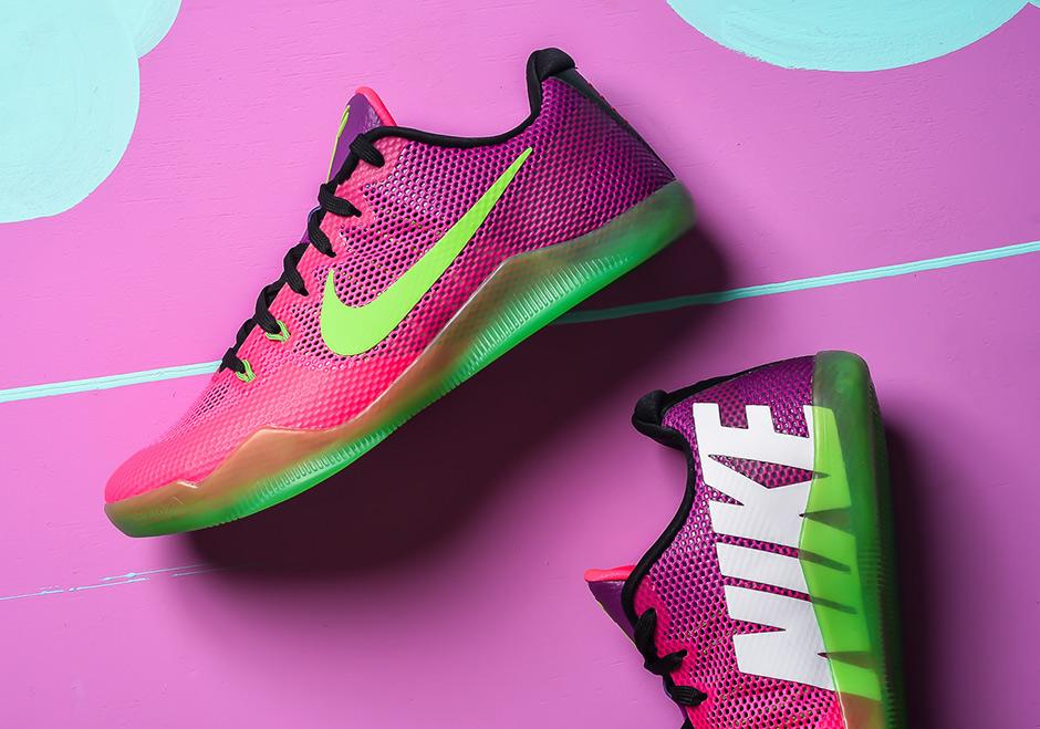 Nike Kobe XI 'Mercurial Vapor 9'