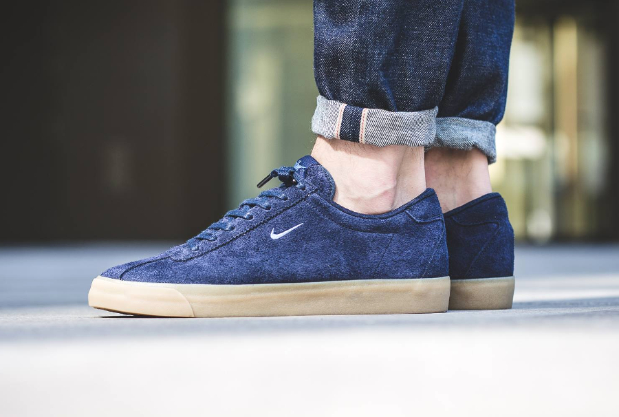 Chaussures Nike Match Classic Suede 9ZPHl