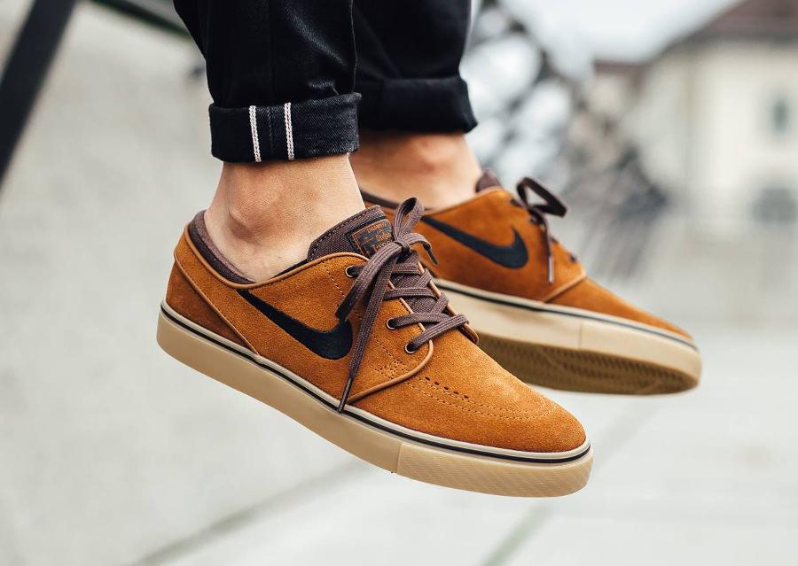 Nike SB Zoom Janoski 'Hazelnut'