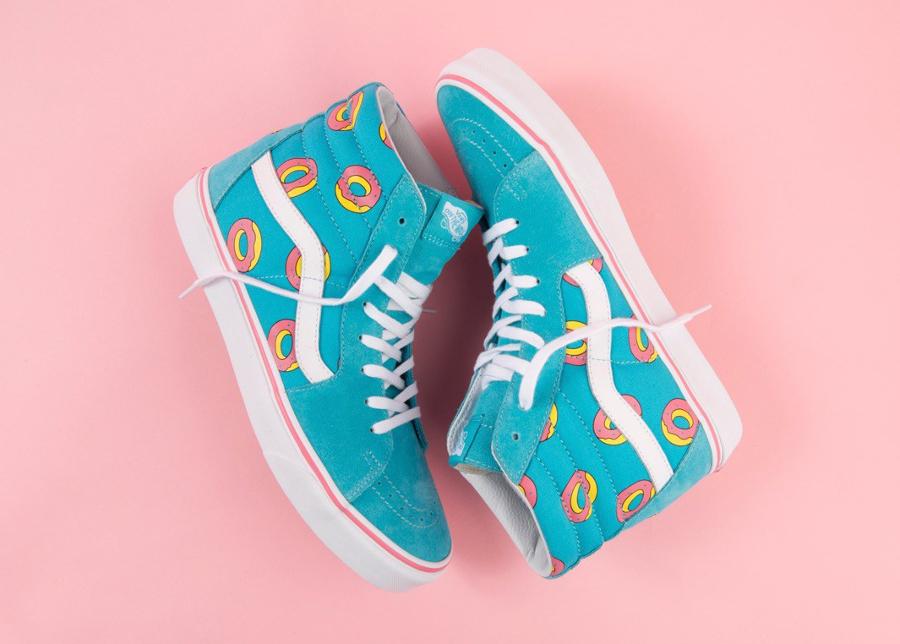 chaussure-odd-future-x-vans-sk8-hi-suede-teal-pink