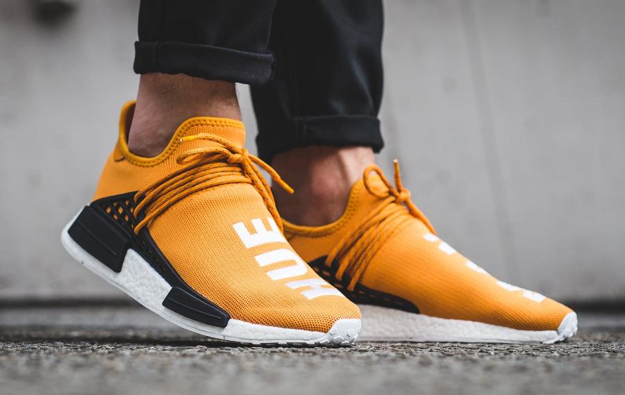 chaussure-pw-x-adidas-originals-nmd-primeknit-human-race-tangerine-yellow-jaune-2