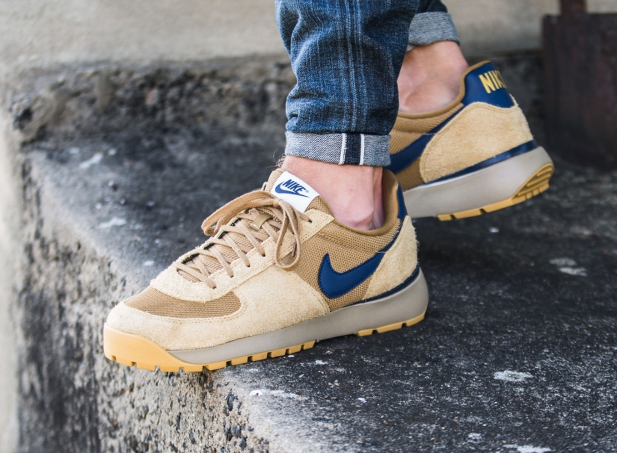 Nike Lava Dome Ultra OG Golden Beige Midnight Navy (1)