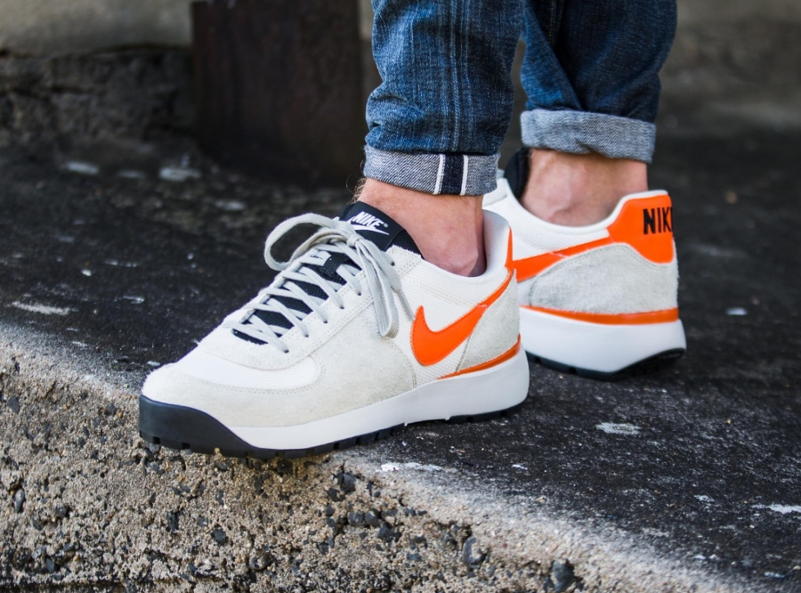 Nike Lava Dome Ultra OG Stone Grey Safety Orange (3)