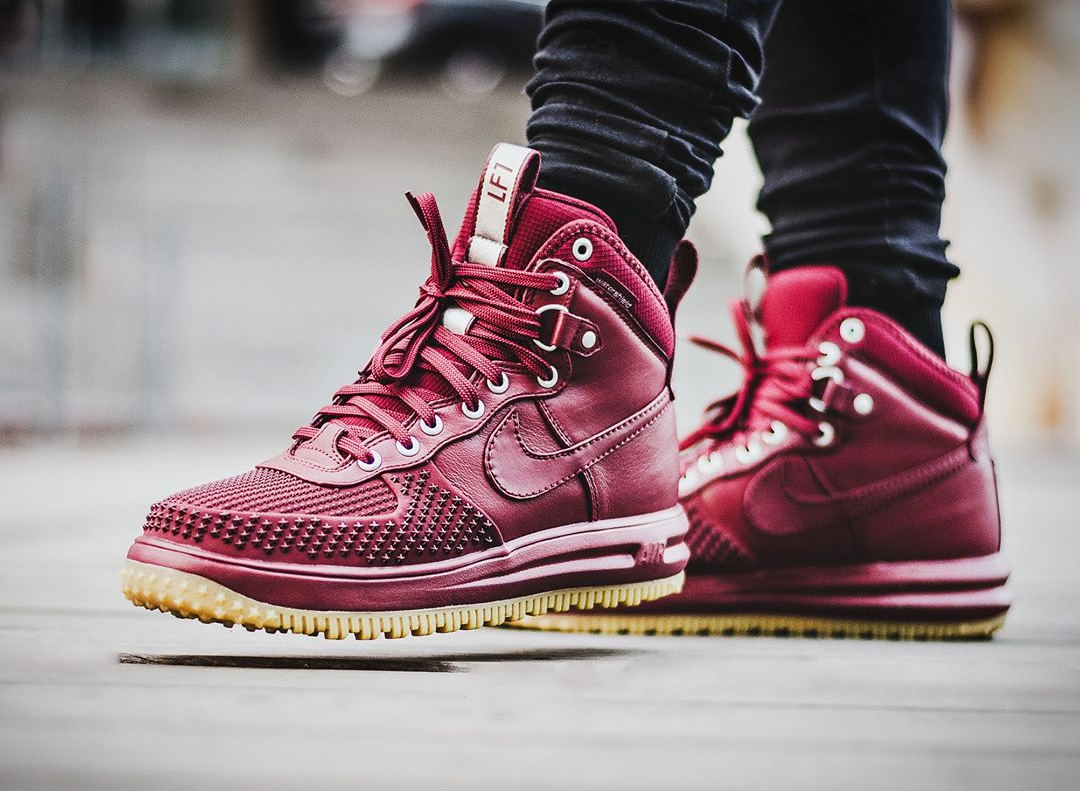 nike air force 1 duckboot watershield