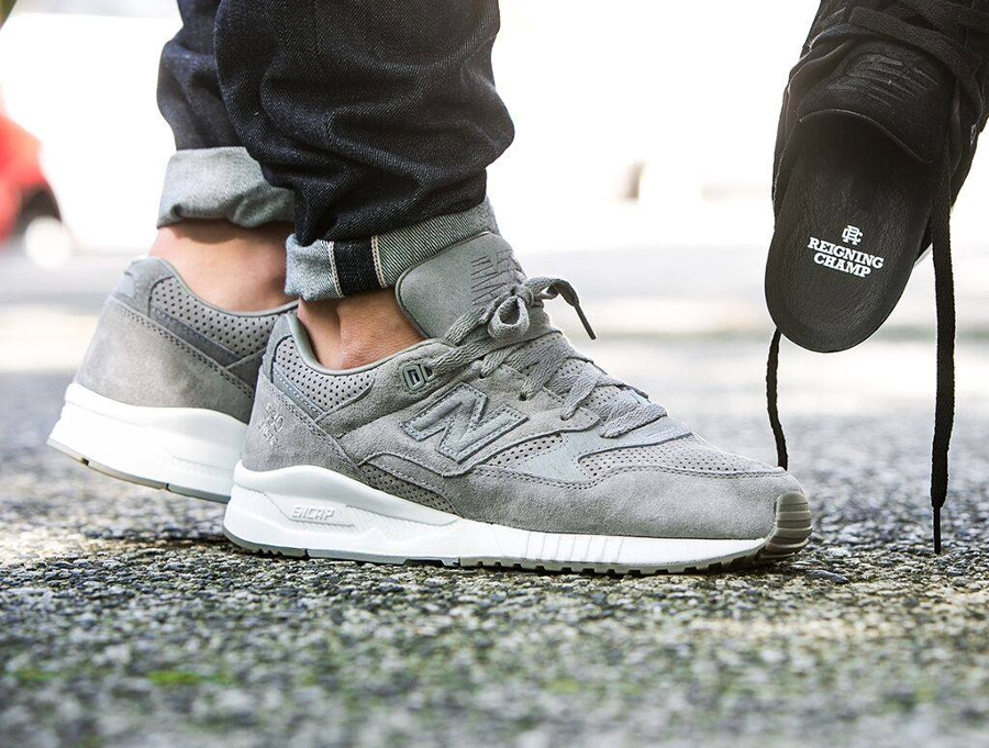Reigning Champ x New Balance M530 Gym pack Light Grey (daim gris) (1)