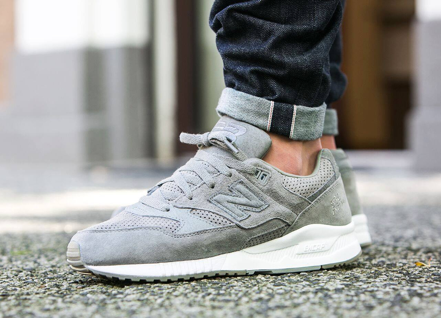 Reigning Champ x New Balance M530 Gym pack Light Grey (daim gris) (2)