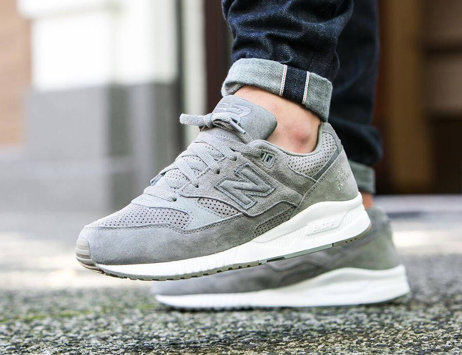 Reigning Champ x New Balance M530 Gym pack Light Grey (daim gris) (3)