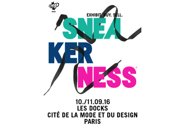 Sneakerness Paris 2016 x Puma Blaze Of Glory Sock