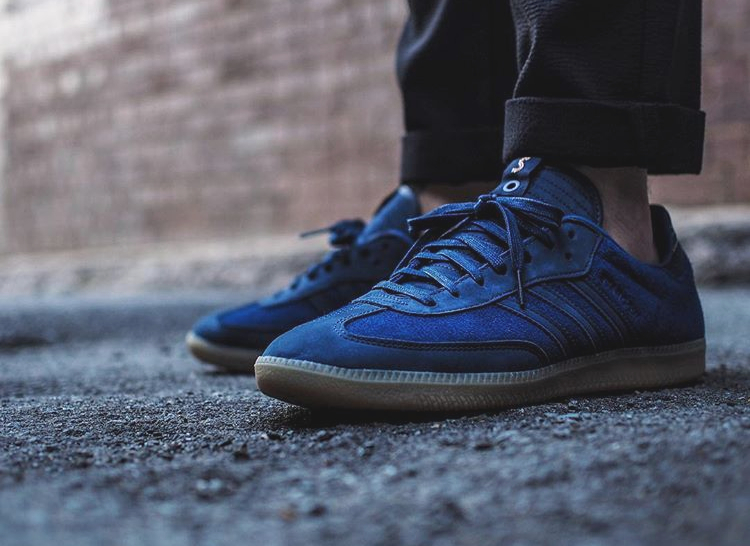 Starcow x Adidas Consortium Samba - @rob_o_sully