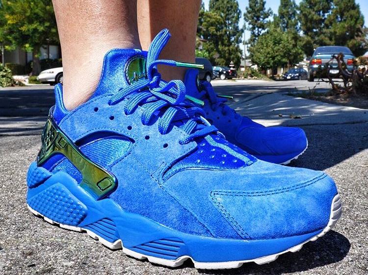 Undefeated x Nike Air Huarache LA - @han_sole_o (1)