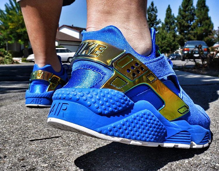 Undefeated x Nike Air Huarache LA - @han_sole_o