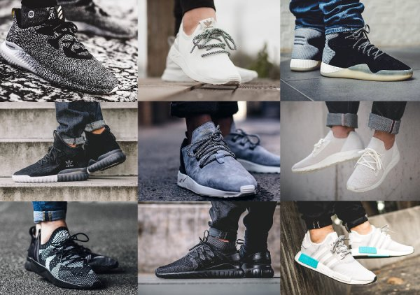 13 alternatives aux Adidas Yeezy Boost